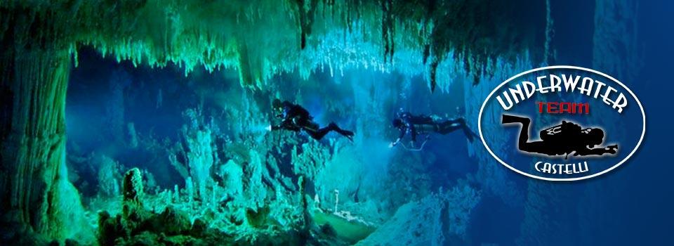 Scuola diving e scuba