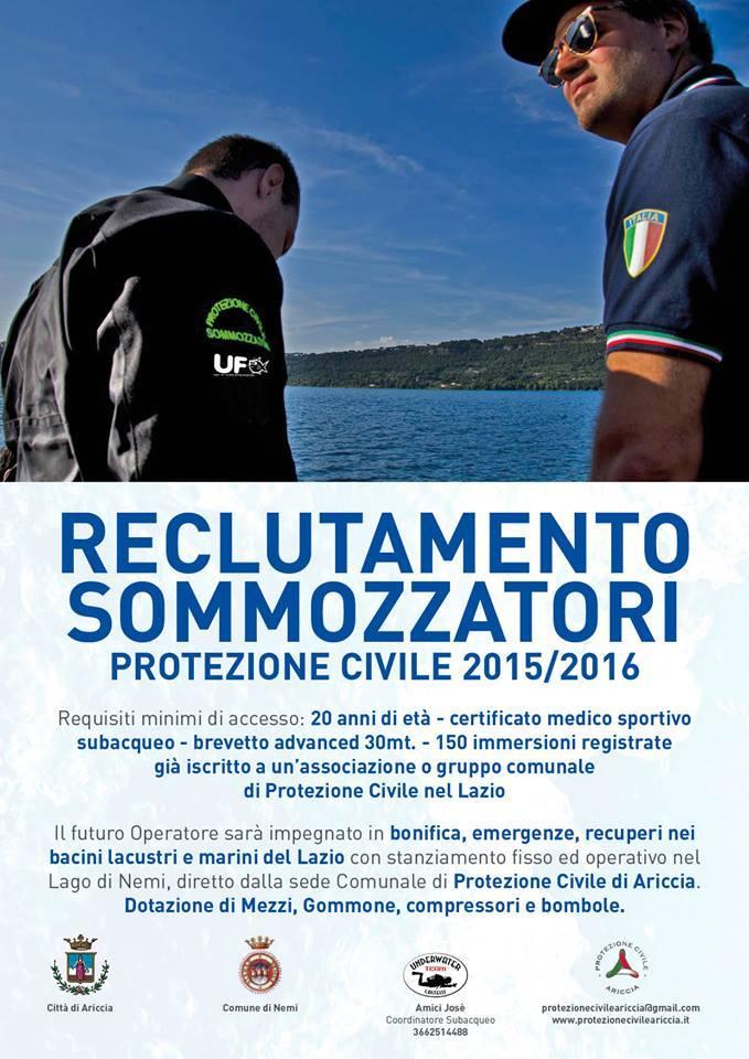 reclutamento-sommozzatori