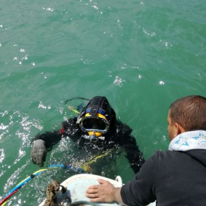Lavori O.t.s. lavori subacquei nel Lazio Operatore Tecnico Subacqueo (O.T.S.)